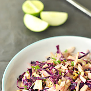 Red Cabbage And Fennel Salad Recipes