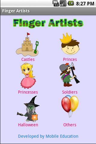 Finger Artists