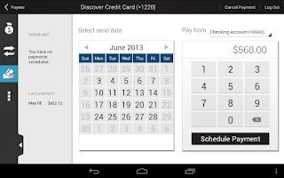 Screenshot of Ascend Federal Credit Union