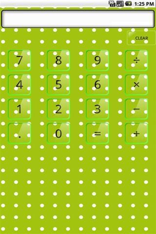 Green Spot [SQCalculator]