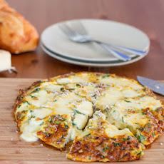 Sausage, Spinach and Bocconcini Frittata