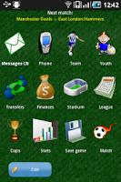 Screenshot of True Football