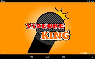 Screenshot of Videoke King - Karaoke (Beta)