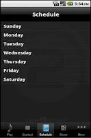 Screenshot of Listen2MyRadio.com
