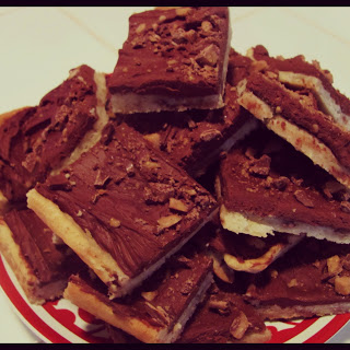 Toffee Cream Cheese Bars Recipes
