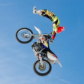 Zurich Freestyle by Jens Fischer - Sports & Fitness Motorsports ( bike, motocross, fmx,  )