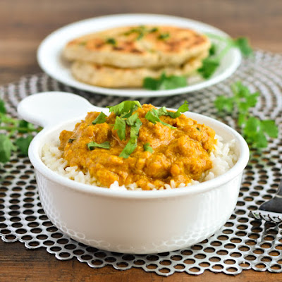 Easy Indian Chicken Korma