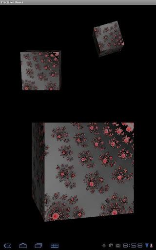 Fractal Cube Live Wallpaper