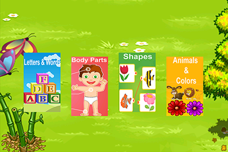 ABC Smart Baby - screenshot