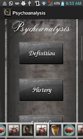 Screenshot of Psychology