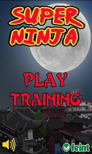 Super Ninja w OpenFeint
