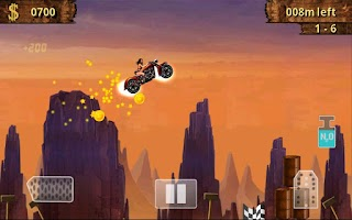 Screenshot of Darkness Rider Cold Mountain