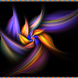 by Jasna Strbac - Digital Art Abstract