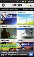Screenshot of ABC 6 NEWS NOW