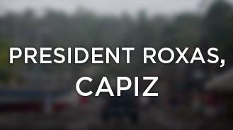 President Roxas, Capiz
