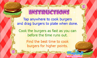 Screenshot of Hot Burger Maker Demo