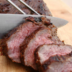 Hoisin-Marinated Tri-Tip Roast