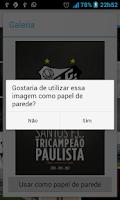 Screenshot of Santos Até Morrer