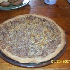 Apple Crunch Pie II