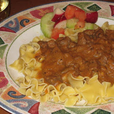 Hungarian Szekely Goulash