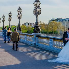 French wedding by Alexandru Pop - Wedding Bride & Groom
