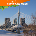 Winnipeg Street Map icon
