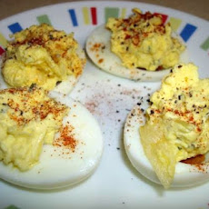 Wick's Easter Deviled Eggs