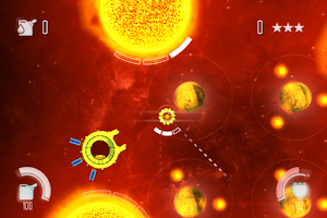 Screenshot of Solar Flux Pocket
