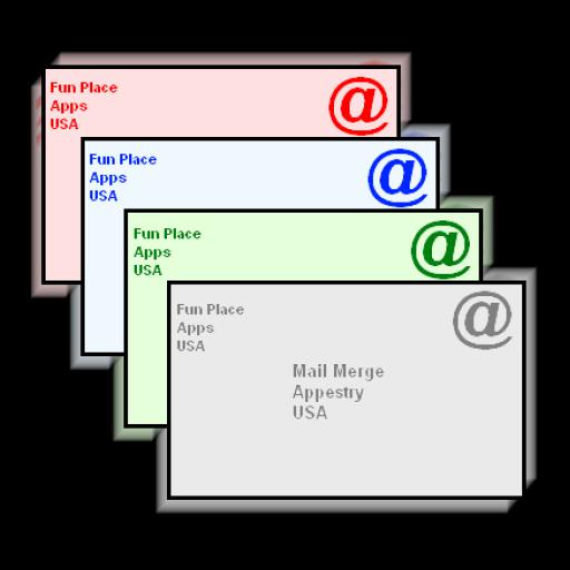 Mail Merge 通訊 App LOGO-APP試玩