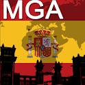 Manágua Mapa icon