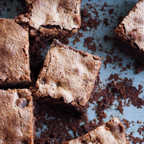 Buckwheat Flour Chocolate Brownies