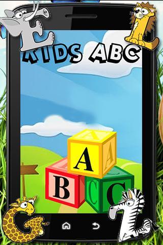 Kids ABC Jigsaw Puzzle