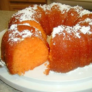 Orange Juice Cake Recipes