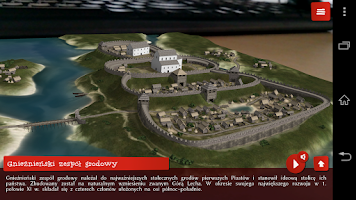 Screenshot of Gniezno 3D