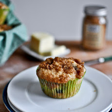 Crunchy-Top Chocolate Chip Orange Muffins