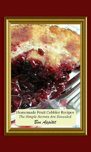 Homemade Fruit Cobbler Recipes