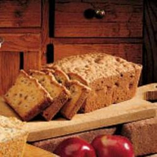 Dutch Apple Bread