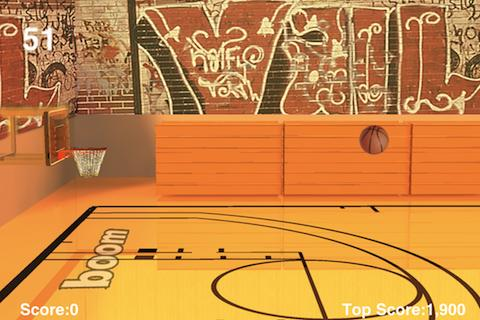 basketball for android screenshot