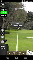Screenshot of Mobitee GPS Golf Free