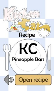 KC Pineapple Bars - screenshot