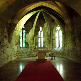 the chapel by Sue Anderson - Buildings & Architecture Places of Worship