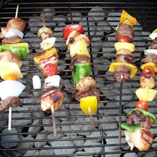 Sirloin Steak Kabobs