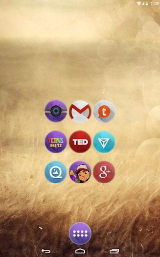 Retro UI - Icon Pack - screenshot