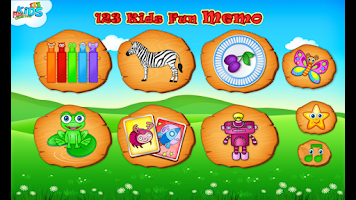 Screenshot of 123 Kids Fun™ MEMO