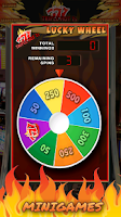 Screenshot of Triple Hot 7s Slot Machine