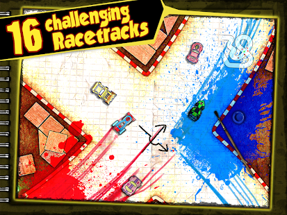 Paper Racer Screenshot