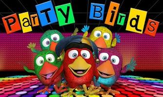 Screenshot of Party Birds: 3D Snake Game Fun