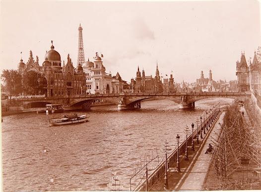 En 1900, Paris accueille l'Exposition Universelle pour la cinquième fois de son histoire.