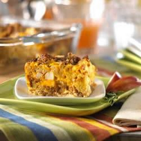 Apple sausage breakfast casserole recipes yummly Channel 7 better homes and gardens recipes