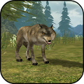 Game Wild Wolf Simulator 3D apk for kindle fire